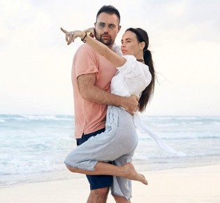 Певица Саша Зверева, ее американский муж и свадьба на миллион
