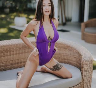 Биография модели Лии Сильвер