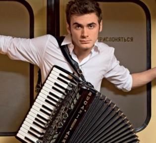 Жизнь и творчество аккордеониста Петра Дранги