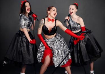 Как сделать праздник более ярким: шоу кавер-группа Cookie Band
