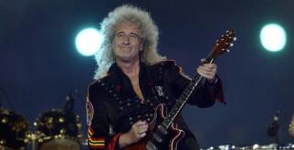 Гитарист Queen Брайан Мэй сделал важное открытие в астрофизике