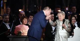 Тайна фамилии Александры Пахмутовой