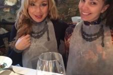 Маша Распутина-младшая: красивая внешность и скромность в одежде