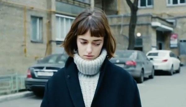 Актриса Ольга Зуева