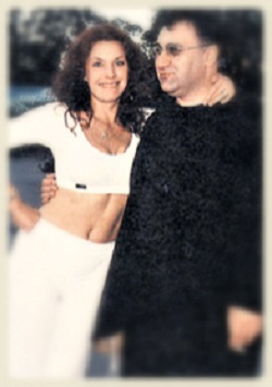 Марина Могилевская с бывшим мужем Александром Акоповым фото
