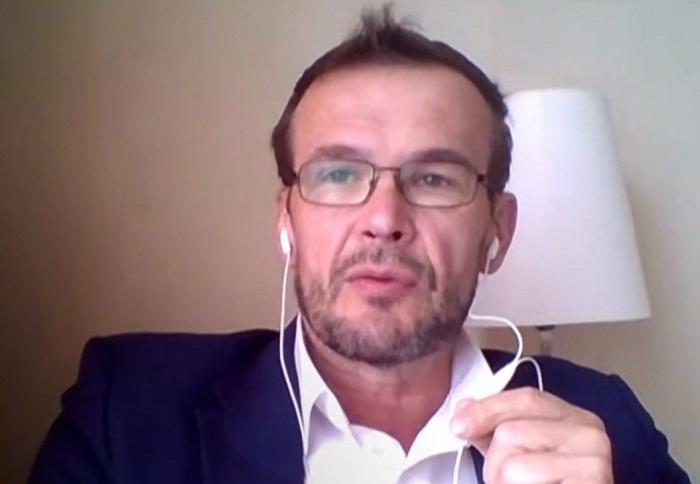 Политолог Василь Вакаров