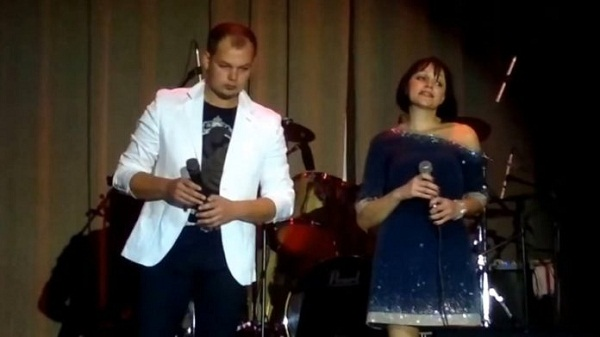 Елена Касьянова и Алексей Брянцев