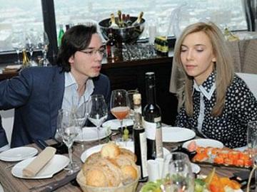 Родион Газманов с Анжеликой