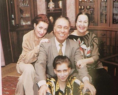 Николай Сличенко семья
