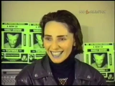 Жанна Агузарова в США