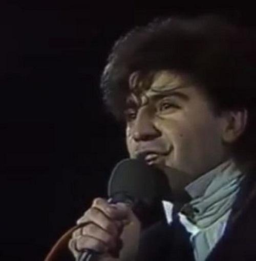 Сосо Павлиашвили 1992 год