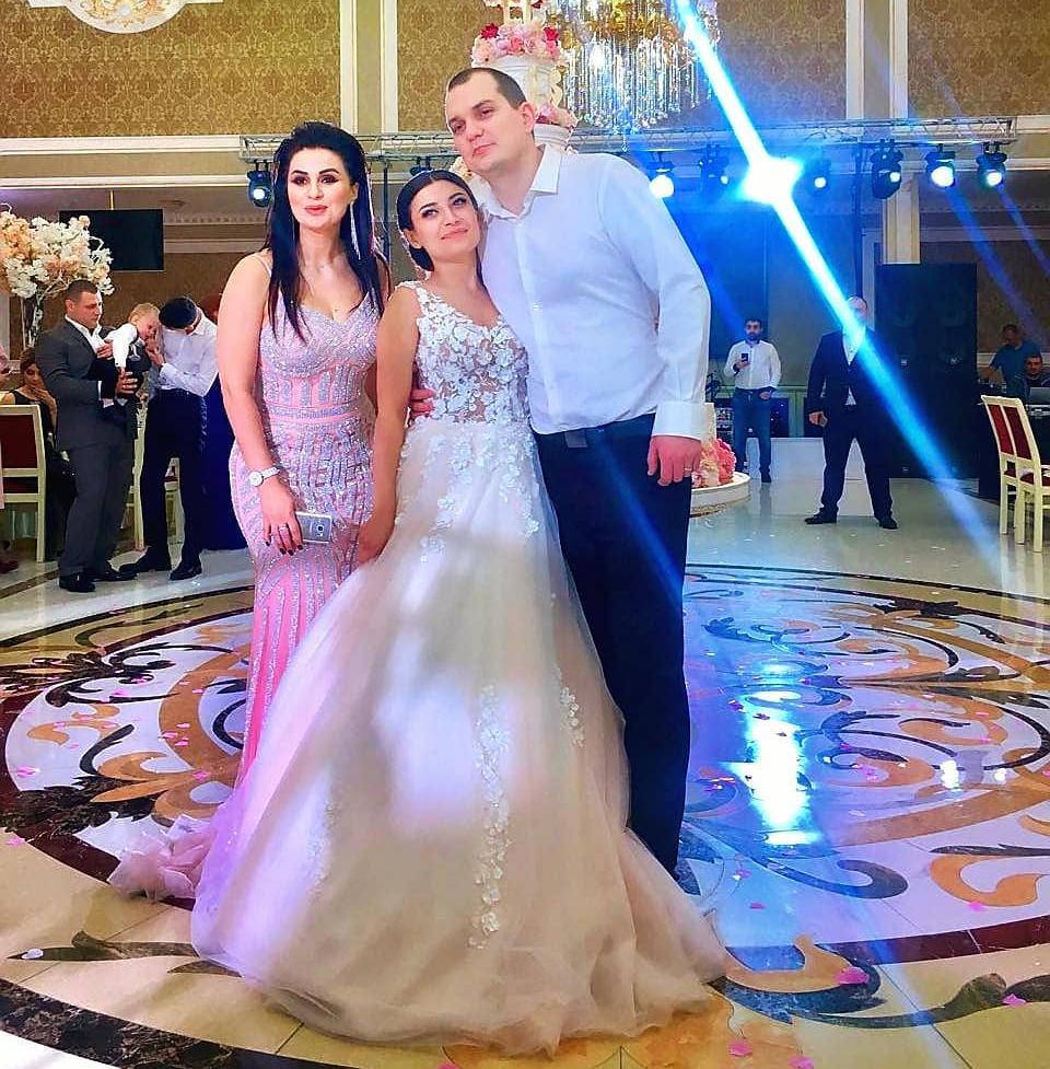 Анна Бершадская свадьба сестры