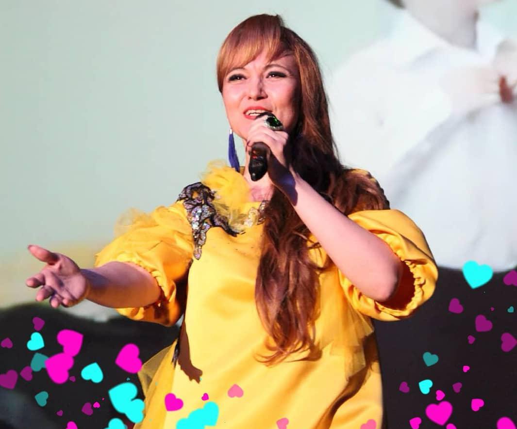 певица Азалия Рашитова