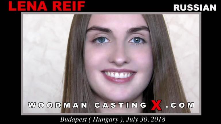 Lena Reif – Woodman Casting X