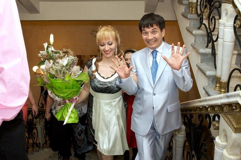 свадьба Азалии Рашитовой