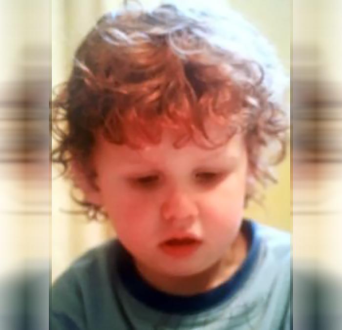 сэм хьюэн в детстве