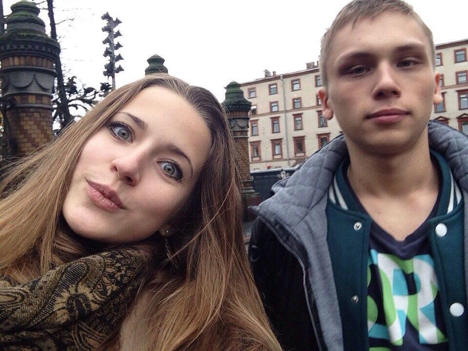 Александра и Ярослав