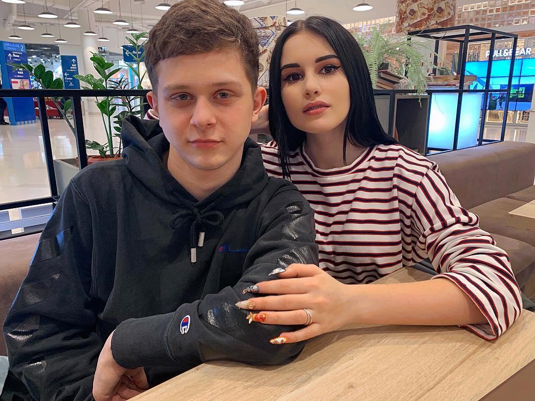 Карина Аракелян и Илья Белов