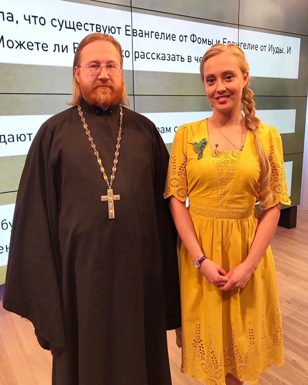 ведущая спас вероника иващенко