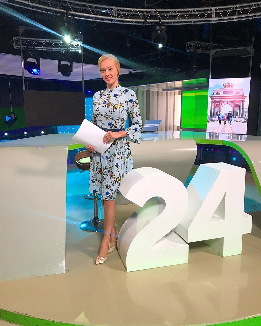 ведущая на москва 24 вероника иващенко