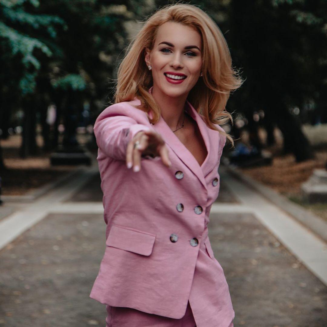 Биография Алины Засобиной