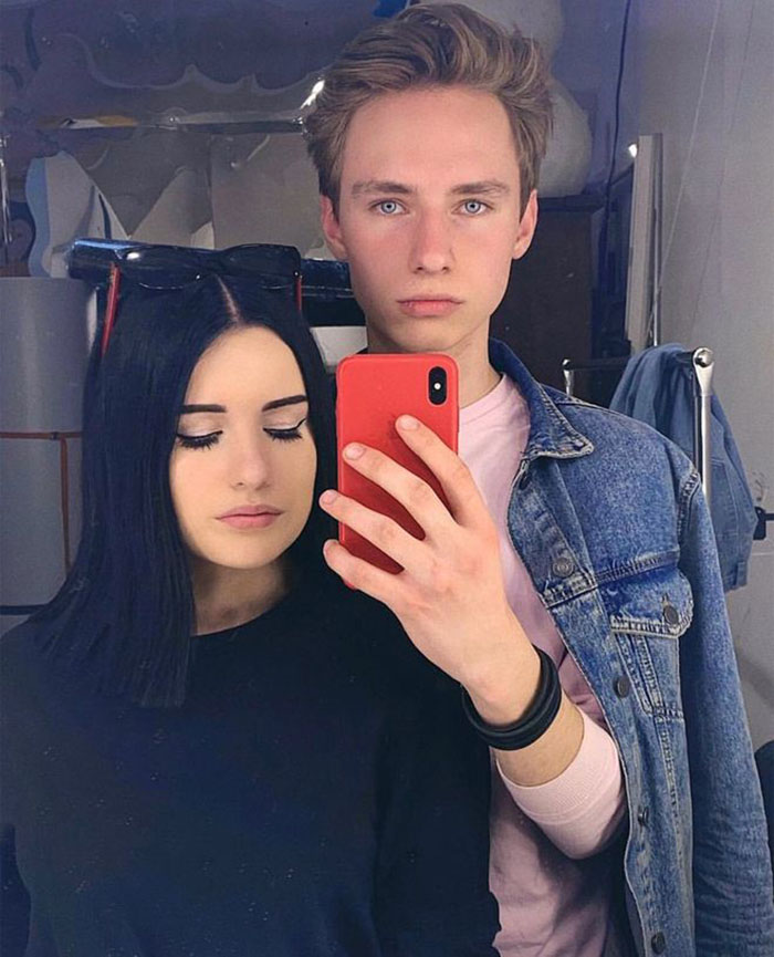 Андрей Белашов и Карина Аракелян
