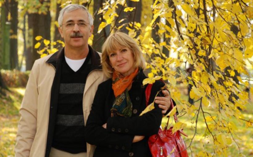 Родители Даниила Глейхенгауза