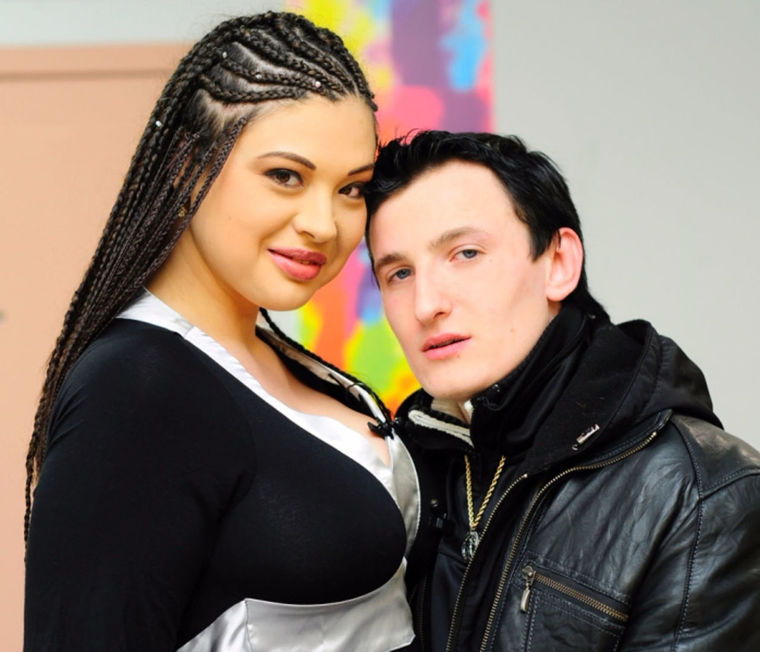 Влад Кадони и Инна Воловичева