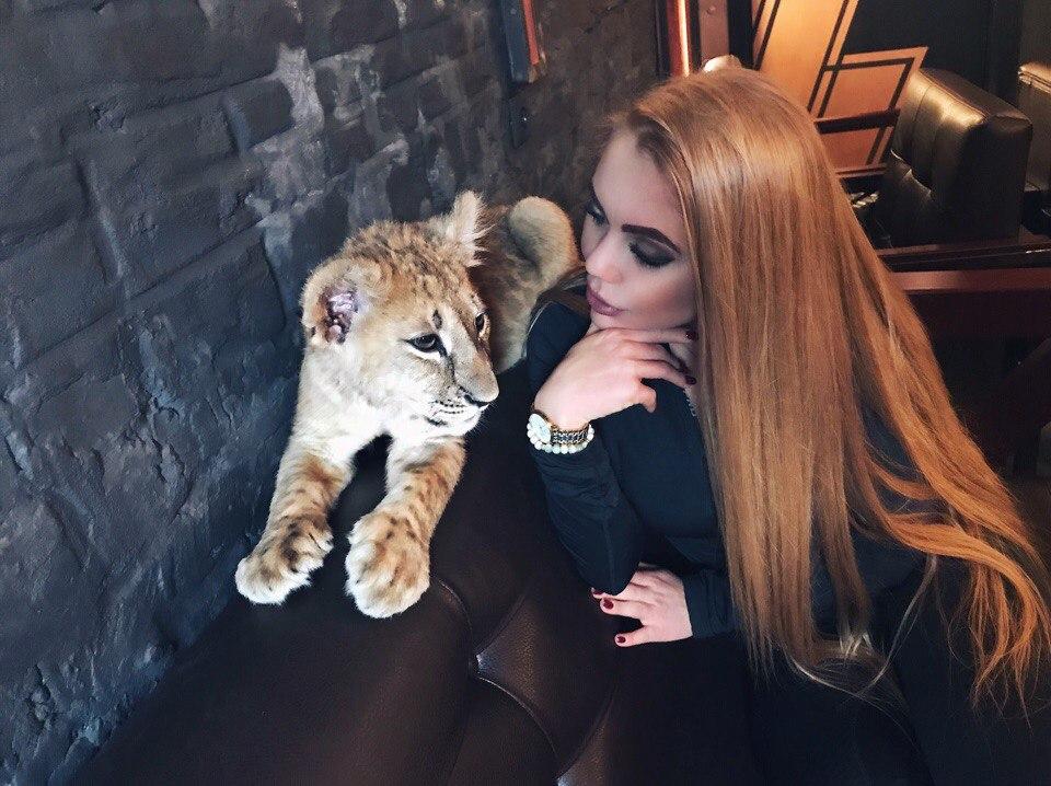 блогер карина кросс