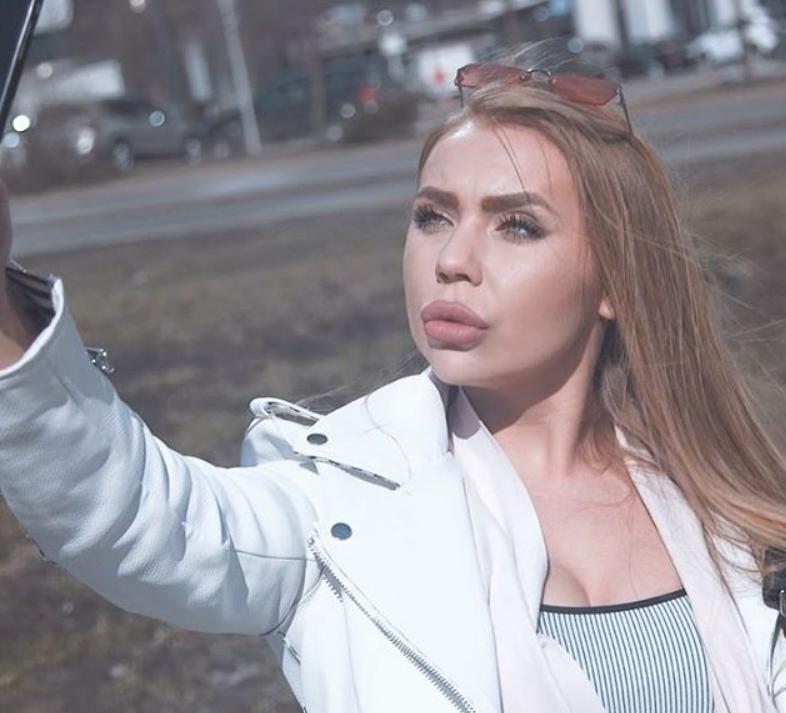 карина кросс блогерша