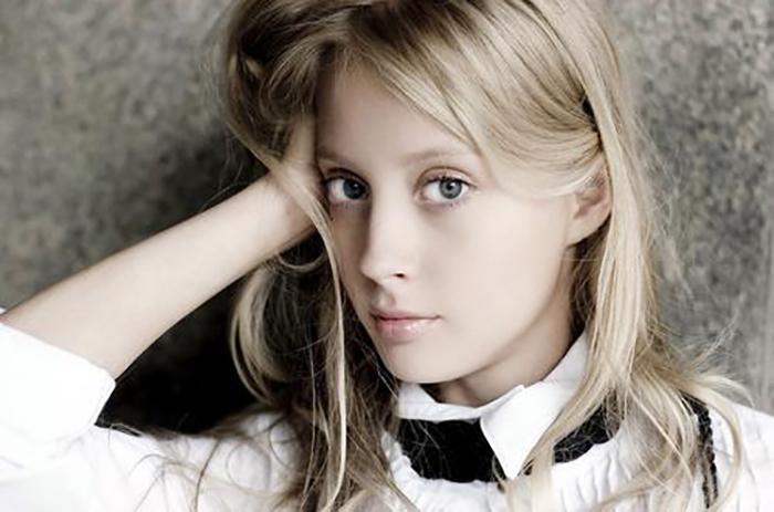 юная вероника иващенко