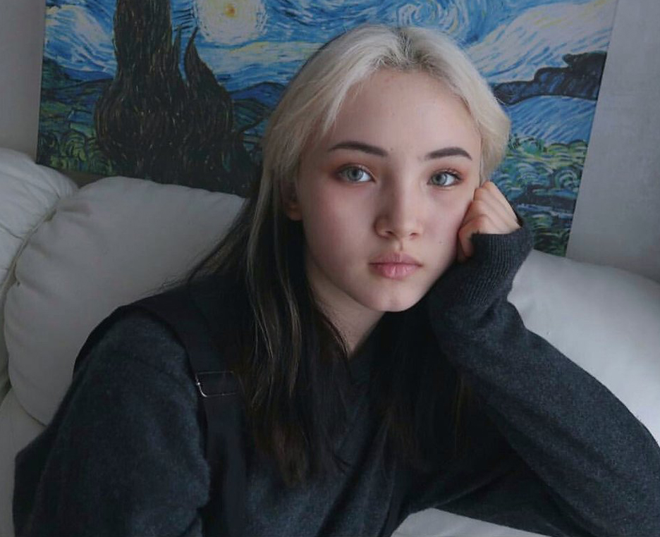Биография Карины Егамедиевой