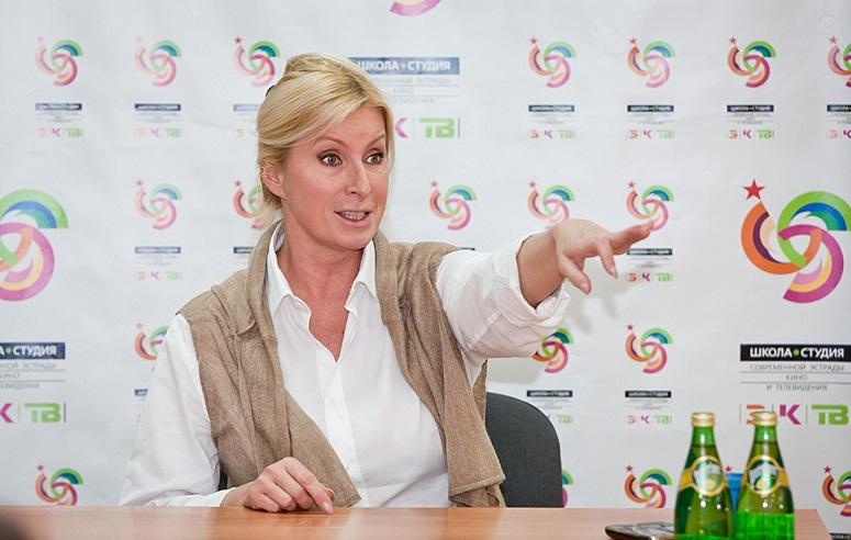 Татьяна Пушкина на телевидении