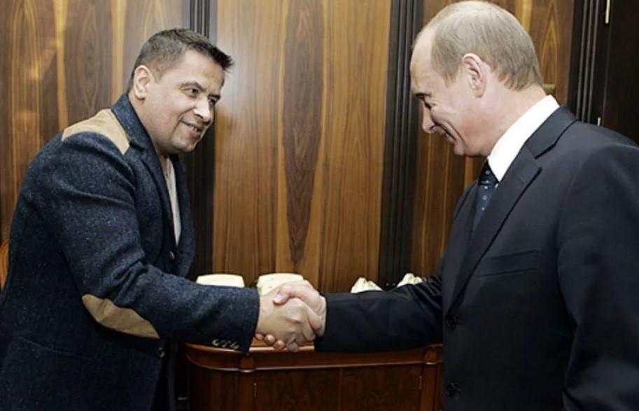 Расторгуев, настоящий патриот России, который теперь живет в Германии