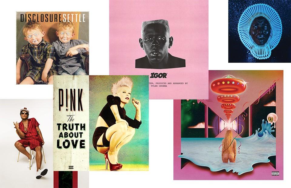 Топ-10 музыкальных альбомов за последние десятилетия