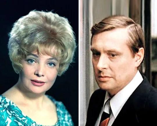Неизвестные браки советских знаменитостей