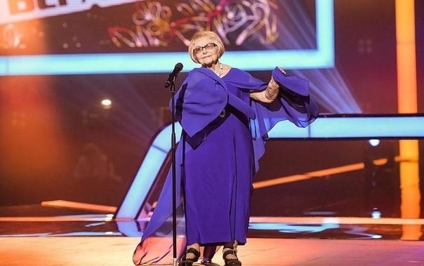 Секрет победы Дины Юдиной в шоу «Голос 60+»