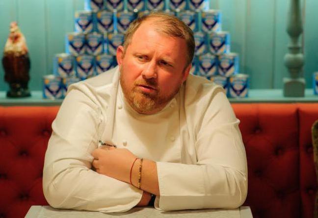 Константин Ивлев считает, что кухню его мамы ничто не может заменить