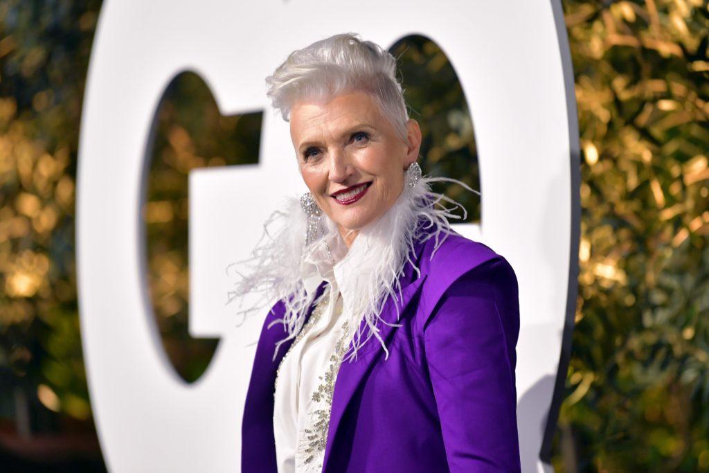 Как выглядят знаменитые модные бабушки
