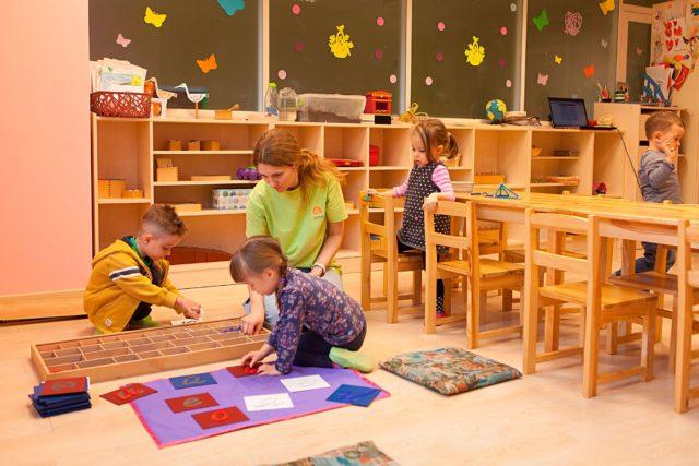 Программа Монтессори в детском саду: главные принципы и преимущества методики